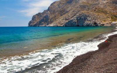 10 Fabulous Santorini Beaches To Pamper Yourself With