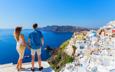 7 Absolutely Magnificent Santorini Villages + One That Stands Out For Its Exclusivity & Idyllic Views